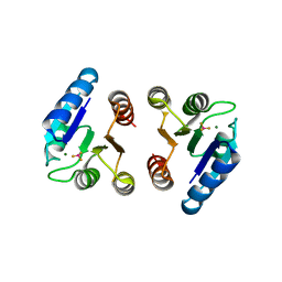 Molmil generated image of 4nic