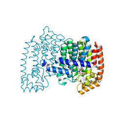 Molmil generated image of 4nke