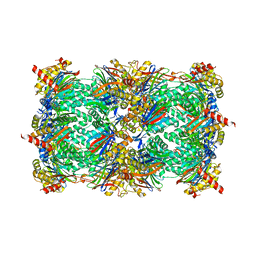 Molmil generated image of 4no9