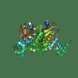 Molmil generated image of 4o7u