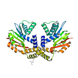 Molmil generated image of 4obx