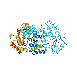 Molmil generated image of 4oca