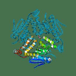 Molmil generated image of 4og1