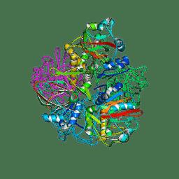 Molmil generated image of 4oj8