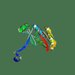 Molmil generated image of 4pav
