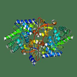 Molmil generated image of 4pb3
