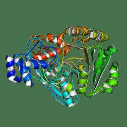 Molmil generated image of 4pvj