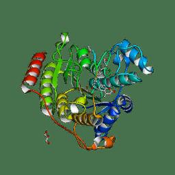 Molmil generated image of 4qa5