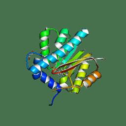 Molmil generated image of 4qdj