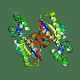 Molmil generated image of 4qih