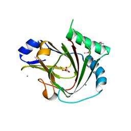 Molmil generated image of 4qkb