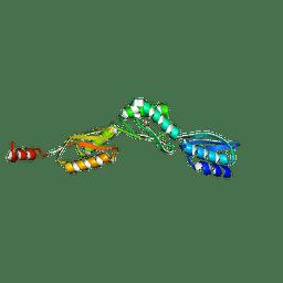Molmil generated image of 4qo6