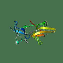 Molmil generated image of 4qqd
