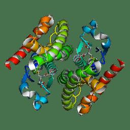 Molmil generated image of 4ri7