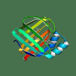 Molmil generated image of 4ruu