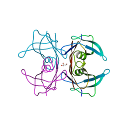Molmil generated image of 4tne