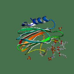Molmil generated image of 4tso