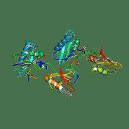 Molmil generated image of 4tu9