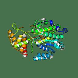 Molmil generated image of 4u5q