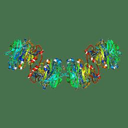 Molmil generated image of 4u6b