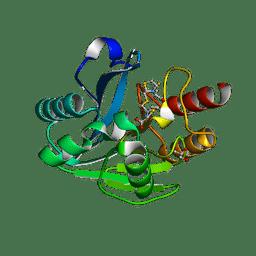 Molmil generated image of 4ua4