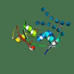 Molmil generated image of 4uz3