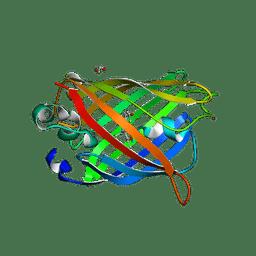Molmil generated image of 4w6u
