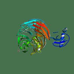 Molmil generated image of 4wju