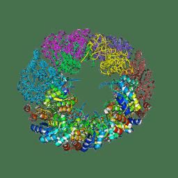 Molmil generated image of 4wxz
