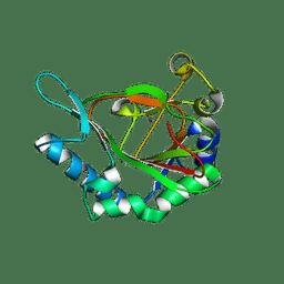 Molmil generated image of 4xaa