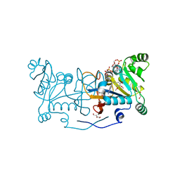 Molmil generated image of 4xt8