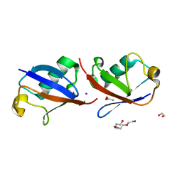 Molmil generated image of 4xyz