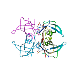 Molmil generated image of 4ydm