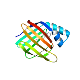 Molmil generated image of 4yfp
