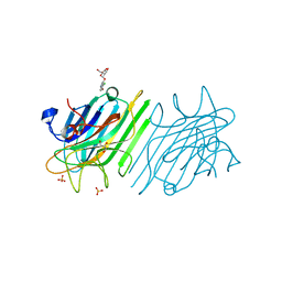 Molmil generated image of 4z8b