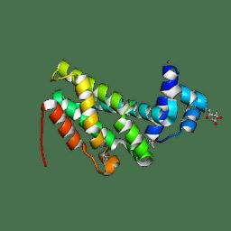 Molmil generated image of 4za6