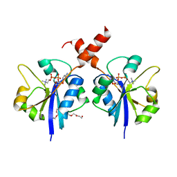 Molmil generated image of 4zcs