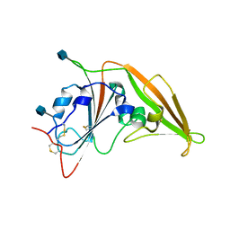 Molmil generated image of 4zpw