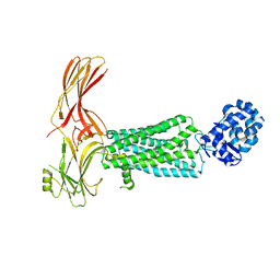 Molmil generated image of 4zwj