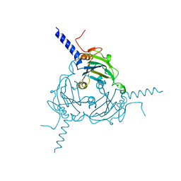 Molmil generated image of 5a8t