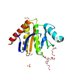 Molmil generated image of 5ail