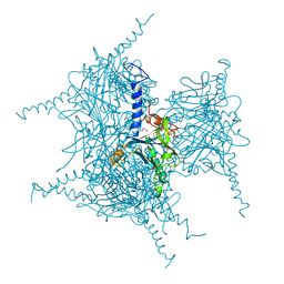 Molmil generated image of 5axu