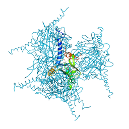 Molmil generated image of 5axv