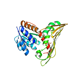Molmil generated image of 5b3t