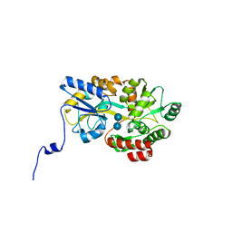 Molmil generated image of 5b3w