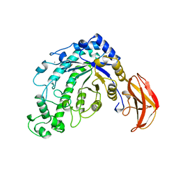 Molmil generated image of 5bca