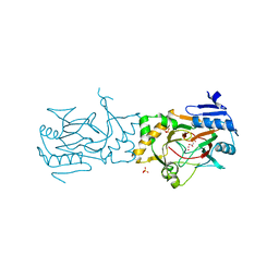 Molmil generated image of 5bk9