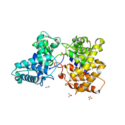 Molmil generated image of 5bp8