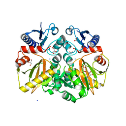 Molmil generated image of 5bpf