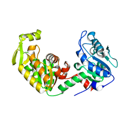 Molmil generated image of 5bt8